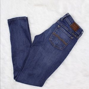 Woman's lucky brand jeans